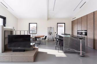 豪华型140平米三室一厅工业风风格客厅效果图
