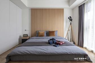 120平米三室两厅混搭风格卧室装修效果图