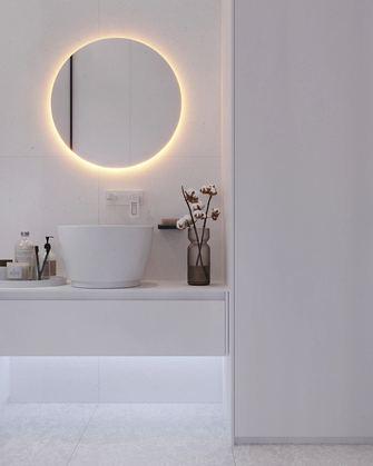 经济型60平米一室一厅北欧风格卫生间效果图