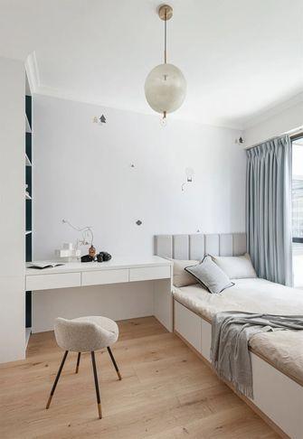 15-20万120平米四室两厅北欧风格卧室图片