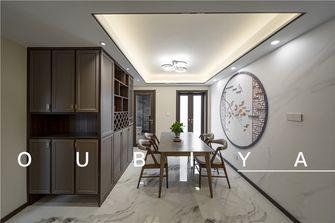 10-15万90平米三室两厅中式风格餐厅图片大全