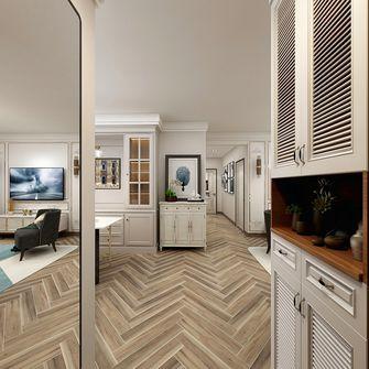 豪华型110平米三室两厅公装风格玄关图片