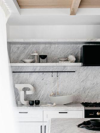 140平米北欧风格厨房装修案例