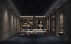豪华型140平米四室两厅中式风格影音室装修图片大全