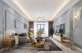豪华型130平米四室两厅北欧风格客厅设计图