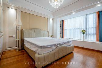 富裕型140平米三欧式风格卧室装修案例