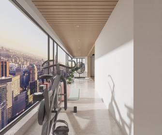 20万以上四中式风格健身房装修图片大全