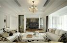 豪华型130平米四室两厅新古典风格客厅图片大全