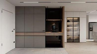 豪华型140平米三室一厅现代简约风格玄关效果图
