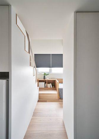 经济型50平米一室一厅北欧风格走廊装修图片大全