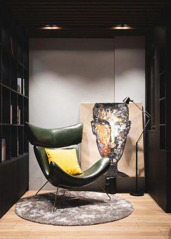 豪华型140平米四室三厅现代简约风格书房装修效果图