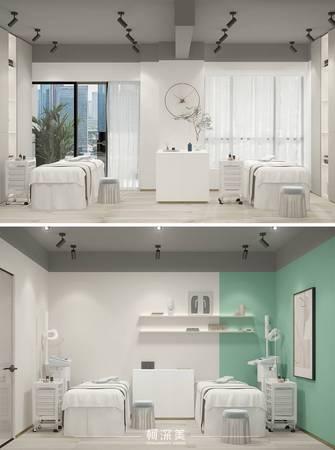 10-15万130平米公装风格卧室装修案例