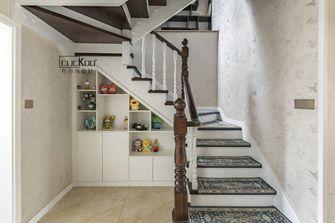 10-15万130平米复式美式风格楼梯间效果图