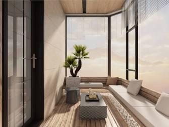 140平米别墅现代简约风格阳台欣赏图