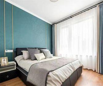 3万以下110平米三室两厅轻奢风格卧室设计图