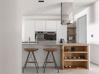 110平米三室两厅混搭风格厨房欣赏图