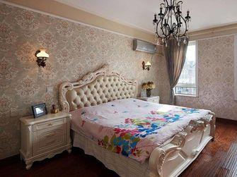 3万以下90平米田园风格卧室图片大全
