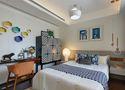 5-10万70平米北欧风格卧室装修图片大全