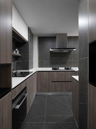 5-10万80平米工业风风格厨房装修效果图