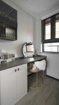 140平米别墅现代简约风格梳妆台设计图