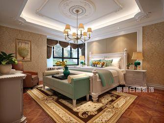 豪华型140平米四室两厅美式风格卧室图片大全