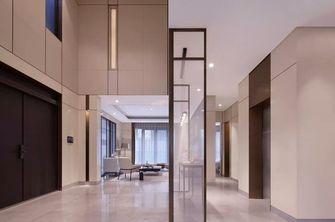 130平米三轻奢风格客厅装修案例