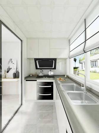 富裕型140平米别墅美式风格厨房效果图