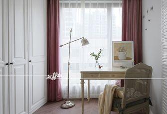 10-15万90平米三室两厅法式风格衣帽间欣赏图