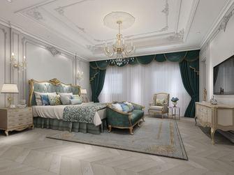 140平米别墅法式风格卧室装修图片大全