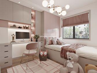 140平米四室三厅轻奢风格卧室图片大全