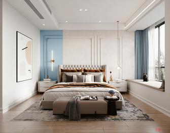 富裕型120平米四室两厅欧式风格卧室图片大全