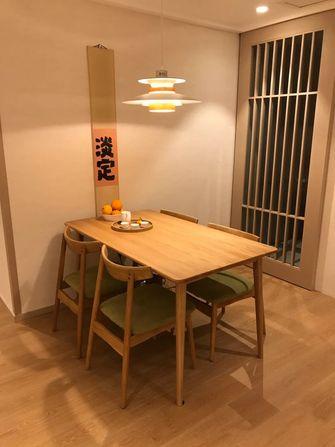 70平米日式风格餐厅装修效果图