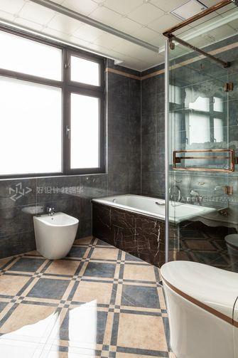 140平米四室两厅欧式风格卫生间图片