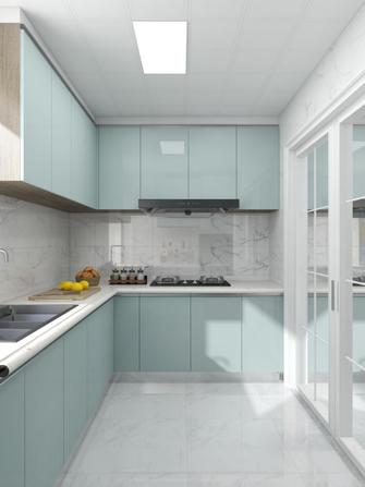 140平米四室三厅混搭风格厨房图