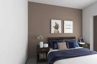 100平米三室三厅现代简约风格卧室欣赏图