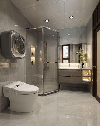 120平米三室两厅中式风格卫生间效果图