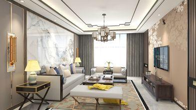 15-20万110平米三室两厅新古典风格客厅图片