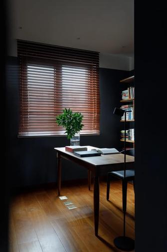 20万以上130平米三室一厅现代简约风格书房装修案例
