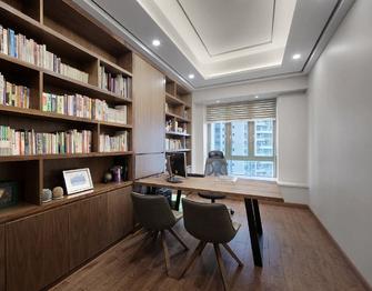 经济型140平米新古典风格书房装修案例