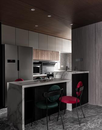 10-15万130平米三混搭风格厨房装修案例