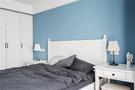 豪华型120平米三美式风格卧室图