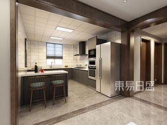 20万以上140平米三室两厅中式风格厨房图