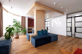 豪华型140平米别墅北欧风格客厅图片
