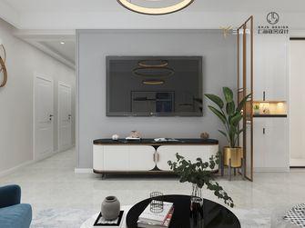 15-20万100平米三室两厅现代简约风格客厅装修案例