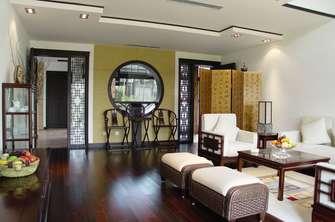 110平米四中式风格客厅欣赏图