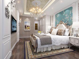 110平米三室两厅欧式风格卧室图