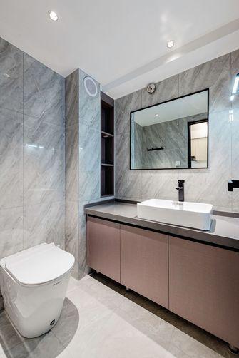 富裕型30平米小户型美式风格卫生间设计图