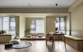 富裕型80平米复式日式风格客厅装修案例