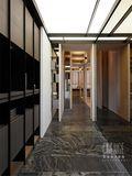 10-15万70平米日式风格走廊图片