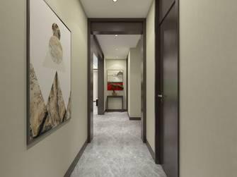 经济型140平米别墅中式风格走廊图片大全
